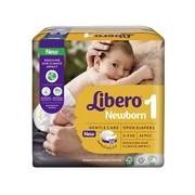 Fraldas baby soft 2-5kg, 28 unidades - Libero