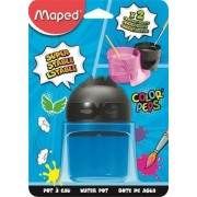 Ecsettál, műanyag, 2 rekeszes, MAPED (IMA811310)