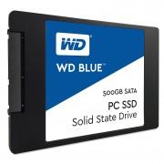 Disco SSD WD Blue 500Gb SATA3-545R/525W-100K IOPs