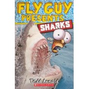 Fly Guy Presents: Sharks, Hardcover