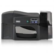 Fargo DTC4500e Stampante fronte retro per per tessere in plastica con laminazione - 55400