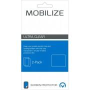 Mobilize 8718256051883 Doorzichtige schermbeschermer Lumia 1520 2stuk(s) schermbeschermer