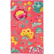 PiP Studio Badhanddoek Floral Fantasy cayenne