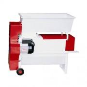 Zdrobitor-desciorchinator electric cu pompa ENO 20 SMALTO, 1.5 kW, 1500-1800 kg/h