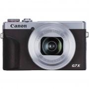 Canon PowerShot G7 X Mark III 20MP WiFi Plata
