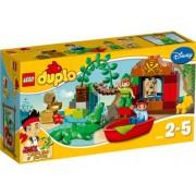 Lego Peter Pan's Visit, Multi Color