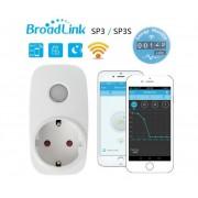 Смарт контакт с Power Meter Broadlink SP3