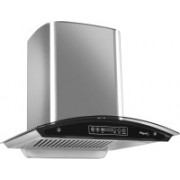 Pigeon Serene Plus 60 Wall and Ceiling Mounted Chimney(Silver 1100)