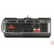 A4 Tech X7 G-800V, Gaming keyboard, US, USB