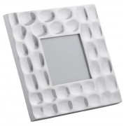 Cornice Portafoto da Tavolo Martellata Quadrata