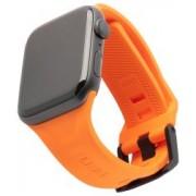 Apple Urban Armor Gear Scout Apple Watch 44MM / 42MM Bandje Oranje
