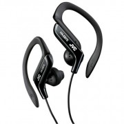 JVC Oortelefoon HA-EB75 Sport Earbuds Zwart