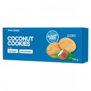 BODY ATTACK Low Carb Cookies 9 x 17 g - VitaminCenter