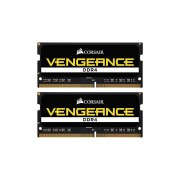 Corsair Vengeance Performance Memory Kit Unbuffered SODIMM 32 DDR4 2400 MT/s DRAM CMSX32GX4M2A3000C16