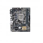 Placa de baza Asus Socket LGA1151, H110M-A/M.2, H110M, 2*DDR4 2133MHz, 1 *HDMI/VGA/1*DVI-D, 1xPCIe3.0/2.0x16, 2xPCIe2.0x1, 4xSATA 6Gb/s, 8CH, I219V,