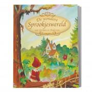 Top1Toys Boek De Wondere Sprookjeswereld Van Grimm En Andersen