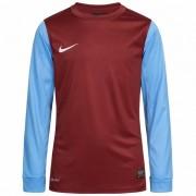 Nike Classic Jongens Shirt met lange mouw 448250-677 - rood - Size: 158-170