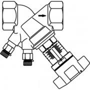 Oventrop Inregelafsluiter CPL 1 1/4 DN32 PN25 Kvs = 1945 m3/h binnendraad 1060210