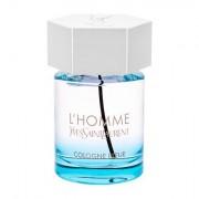 Yves Saint Laurent L´Homme Cologne Bleue toaletní voda 100 ml pro muže