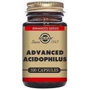 Solgar Advanced Acidophilus 50 Vegetable Capsules 100