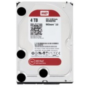 HARD DRIVE 4TB RED 64MB 3.5 SATA 6GB/s