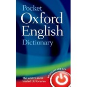 Pocket Oxford English Dictionary, Hardcover