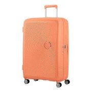 American Tourister Soundbox 77cm 4-Wheel Expandable Suitcase - Cantaloupe