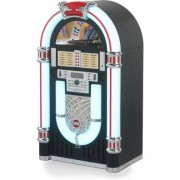 Ricatech RR3000 zwarte Classic LED Jukebox Bluetooth