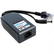 UHPPOTE DC12V Alimentación Por Ethernet PoE Separador Adaptador Inyector Con Conector Lightning
