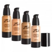 Zuii Flora Liquid Foundation 30 ml - Ekologisk Foundation För Ett Naturligt Glow