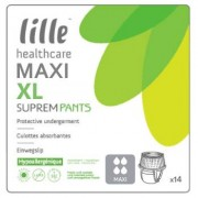 Lille Suprem Pants Maxi XL - 14 changes mobiles