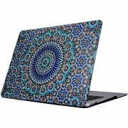 Para MacBook Air De 13,3 Pulgadas (2011 - 2013) A1369 Y A1466 / Md231 / Mc965 / Md760 / Md761 / Mc966 Marruecos Patrón De Mosaico Laptop Water Decals PC Estuche Protector