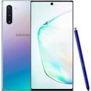 "Samsung Galaxy Note 10 N9700/DS 256GB, Snapdragon 6.3"" Dual Sim LTE, 8GB RAM, Libre de Fabrica (Version Internacional) Aura Glow"