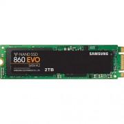 SSD M.2 SATA 2TB Samsung 860 EVO 550/520MB/s, MZ-N6E2T0BW
