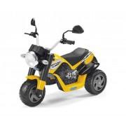 Peg Perego Ducati Scrambler Motor na akumulator za decu - žuti ( P70120021 )