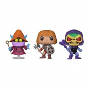 He Man Skeletor Y Orko Funko Pop Masters Of The Universe