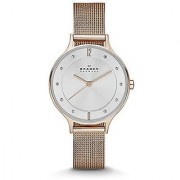 Skagen Analog Silver Round Women's Watch-SKW2151