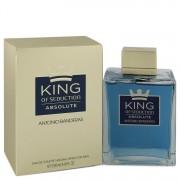King Of Seduction Absolute Eau De Toilette Spray By Antonio Banderas 6.7 oz Eau De Toilette Spray