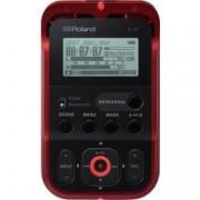 Roland Přenosný audio rekordér Roland R-07, červená