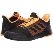 adidas adizero Defiant Bounce 2 Core BlackCore BlackFlash Orange