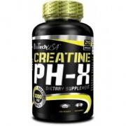 BioTech USA Creatine pH-x kapszula - 210 db