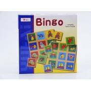 Joc din lemn Bingo, varsta 3 ani+, coordonare mana- ochi