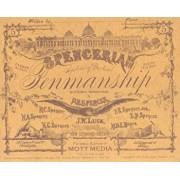 Spencerian Penmanship Copy Bk 5, Paperback/P. R. Spencer