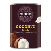 Lapte de Cocos Bio Eco 400ml Biona