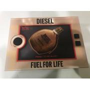 Prázdna Krabica Diesel Fuel for life, Rozmery: 26cm x 19cm x 9cm