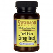 Energy Boost (Swanson Ultra Line) (60 kap.)