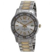 Casio Analog Silver Round Watch - LTP-1359SG-7AVDF (A901)