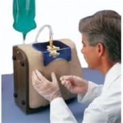 simulatore per iniezioni nel midollo spinale