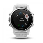 Garmin fēnix 5S Bluetooth Argento, Bianco orologio sportivo