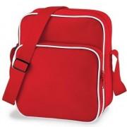 Bagbase Retro schoudertas rood 10 liter